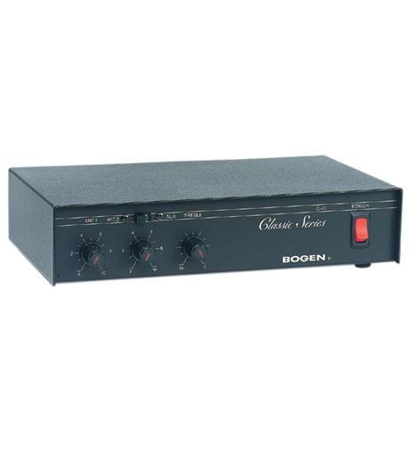 Bogen C20 Classic Amplifier 20 Watt Flexible Wall Mount Kit Black