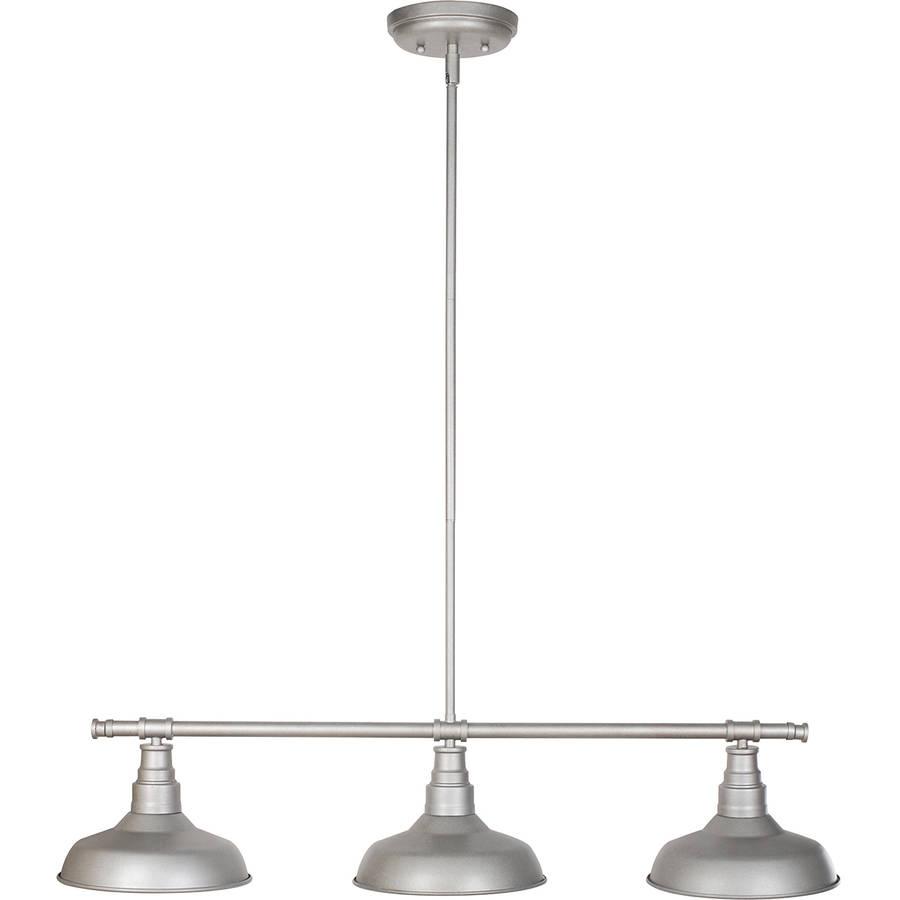 3 Light Kitchen Island Pendant Design House 520387 Kimball 3 Light Pendant Coffee Bronze