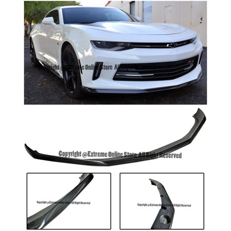 50th Anniversary 1LE Track Package Carbon Fiber Front Bumper