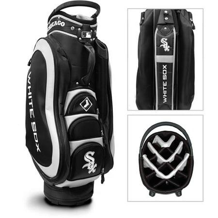 Team Golf MLB Chicago White Sox Medalist Golf Cart Bag