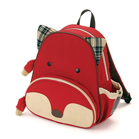 Skip Hop Zoo Little Kid and Toddler Backpack, Ferguson Fox