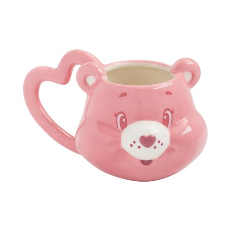 - Care Bears Cheer Bear Sculpted Ceramic Mug