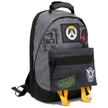 Overwatch Characters Patch Backpack ()