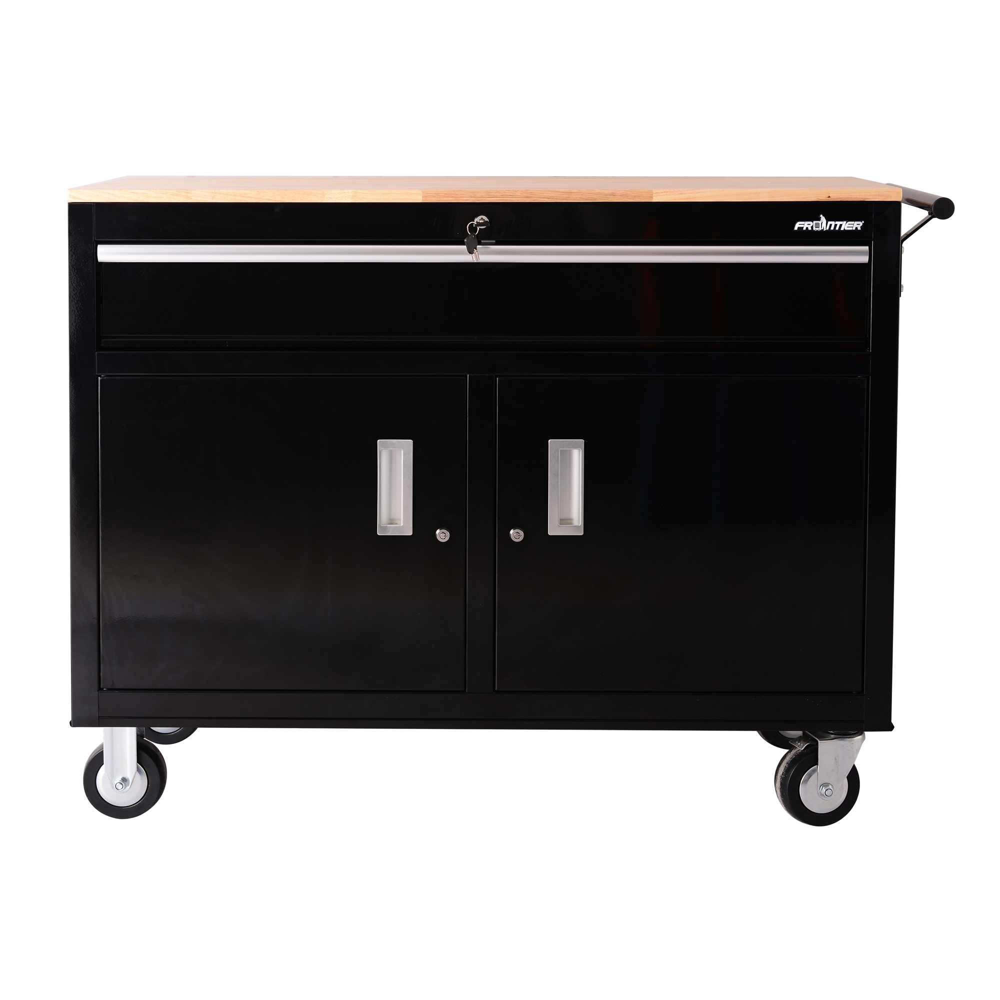 46 inch Frontier Mobile Work Station - Tool Chest Organizer