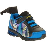 Batman Toddler Boy's Athletic Sneaker With Cape