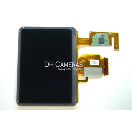 LCD Screen + Touch Display For Canon EOS 650D T4i With Protection Glass+