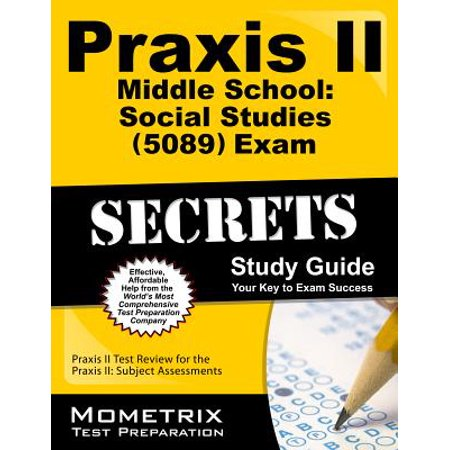 The Middle Halloween Review (Praxis II Middle School: Social Studies (5089) Exam Secrets Study Guide : Praxis II Test Review for the Praxis II: Subject)