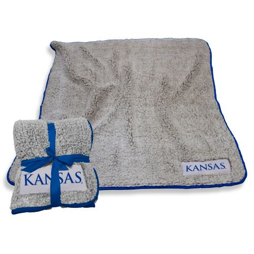 University Of Kansas Frosty Fleece Blanket Walmart Com Walmart Com