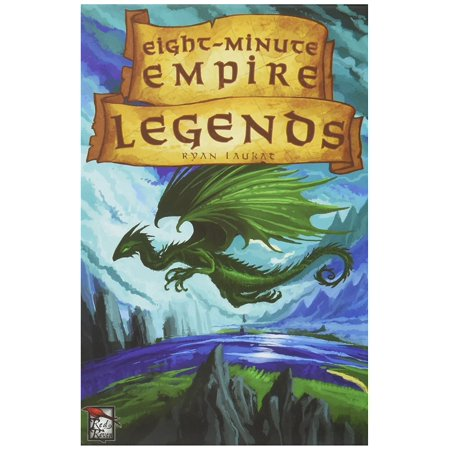Eight Minute Empire Legends Board Game  Usa  Brand Red Raven Games