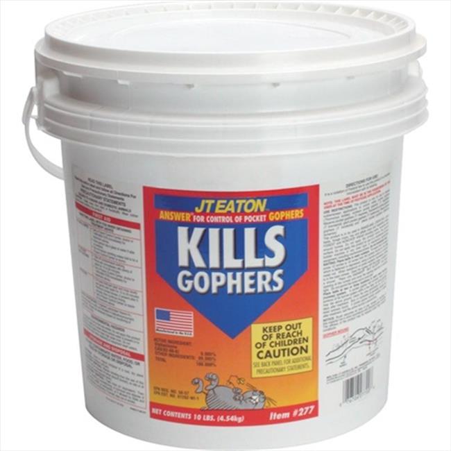 TekSupply 106222 Answer for Gopher Bait - 10 lb. Pail
