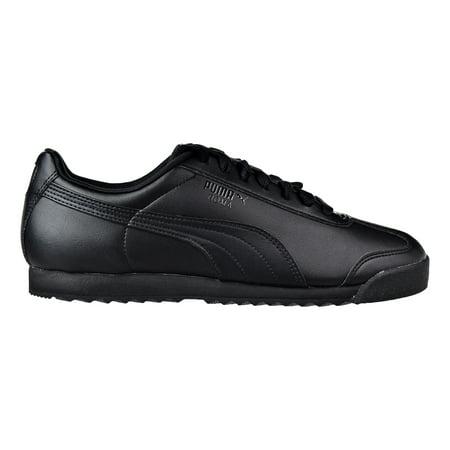 Puma Roma Basic Men's Shoes Puma Black/Puma Black 353572-17
