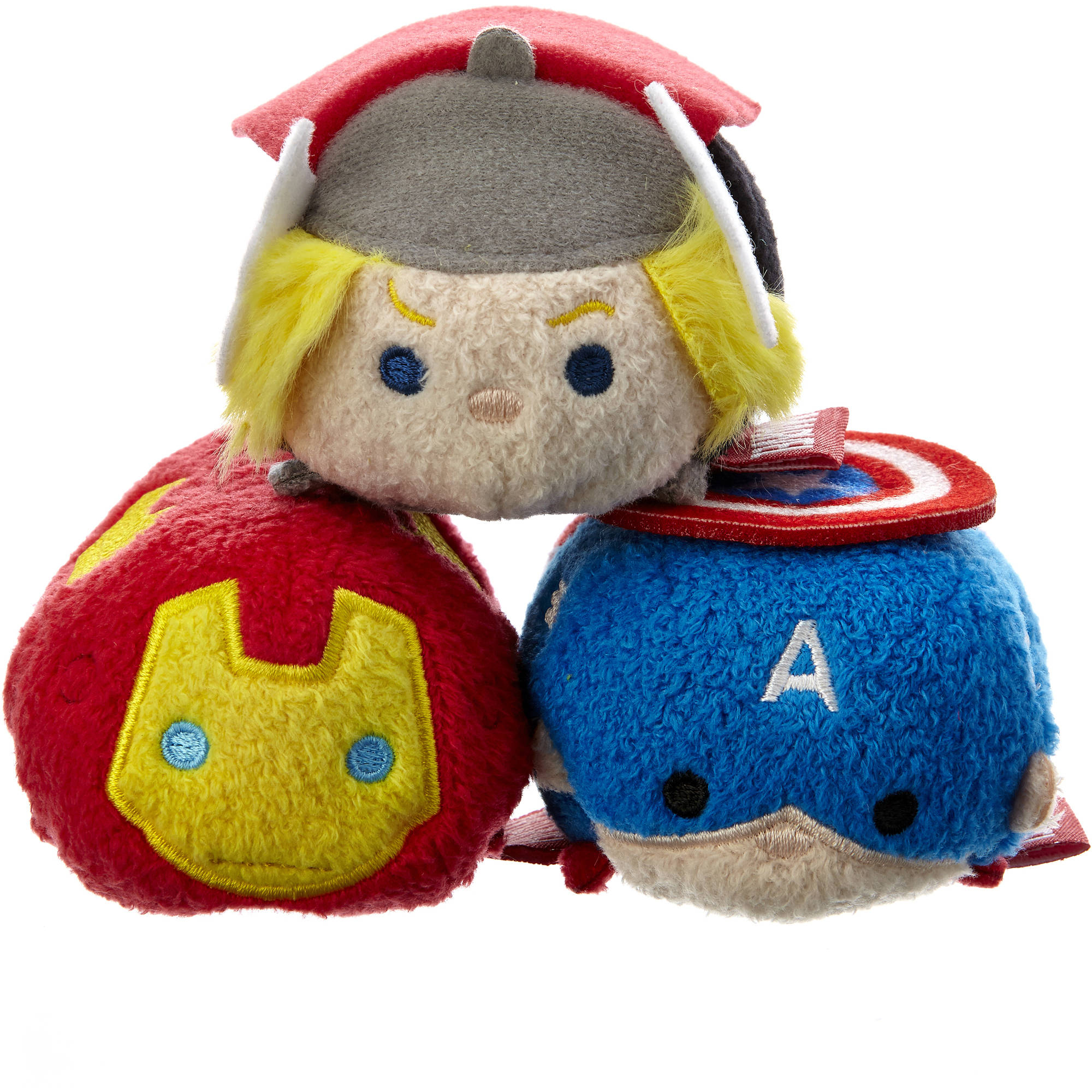 Disney Mini Tsum Tsum Avengers, Set 1