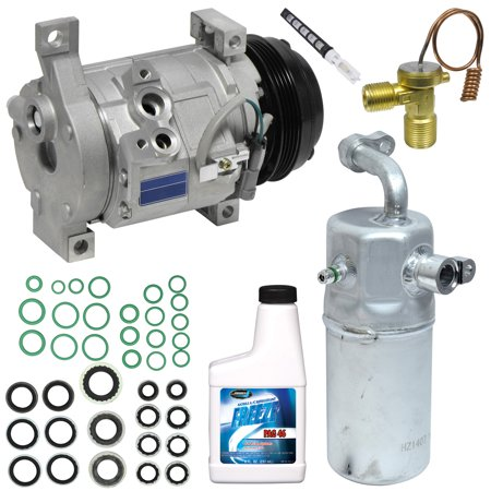 Escalade Drop - New A/C Compressor and Component Kit 1051805 - Tahoe Yukon Escalade Escalade EX