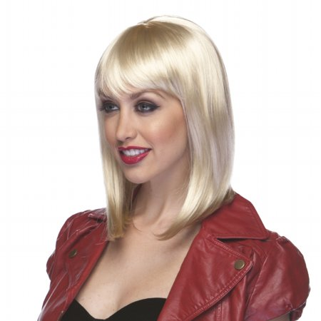 (Characters Doll Synthetic Wig - Blonde)
