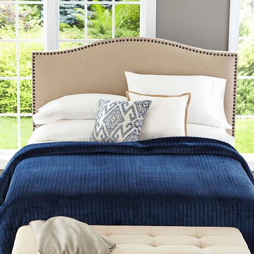 Better Homes and Gardens Velvet Plush Blanket Walmartcom