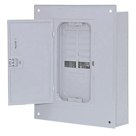 Indoor Main Breaker (Square D Homeline 100A Main Breaker Plug-on Neutral Load)