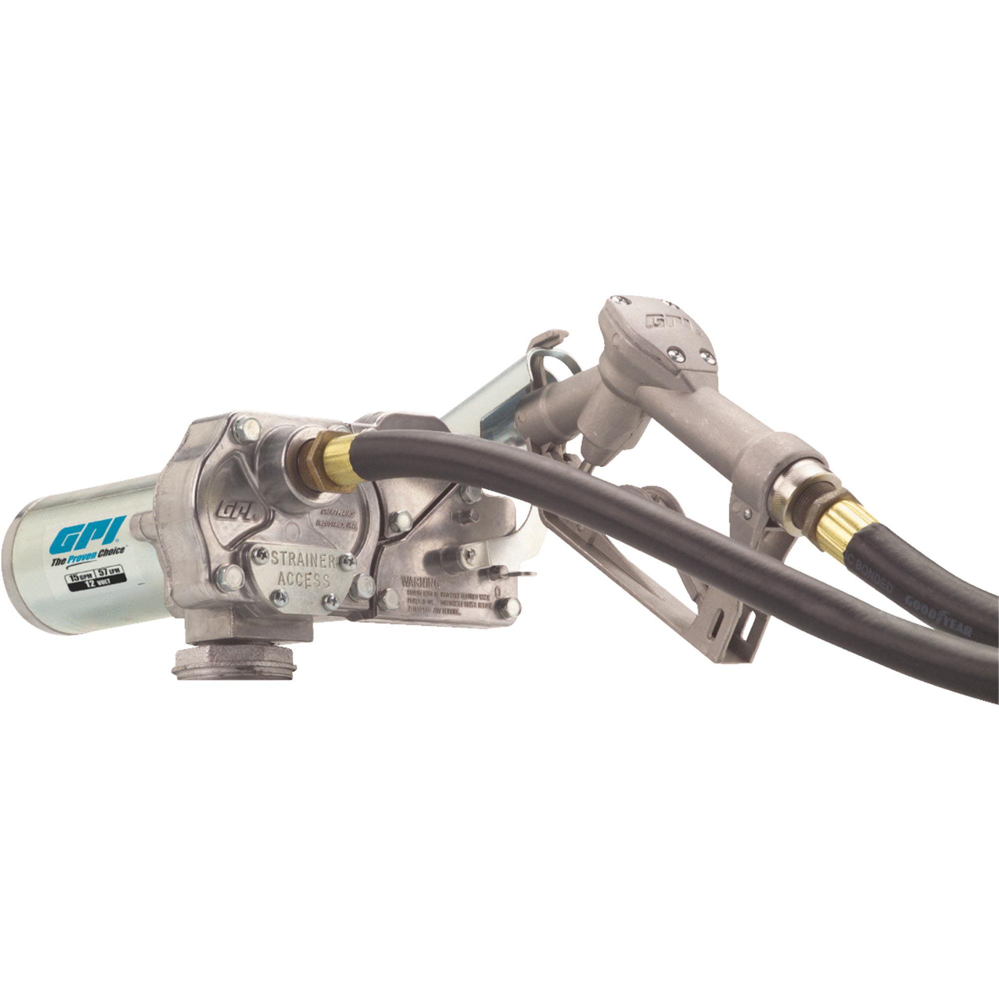 Dee Zee GPI 12V DC Economy Fuel Transfer Pump