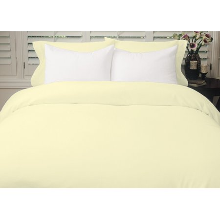 - Warm Things Home 400 Sateen Duvet Cover Set Seed Pearl / King