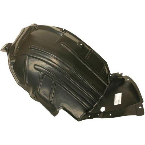 MudSmart Front Left Driver Side Splash Shield IN1250111 63845EG000 for 2006-2007 Infiniti M35 M45 Fender Liner