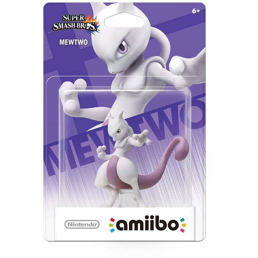 MewTwo Super Smash Bros Series amiibo (Universal)