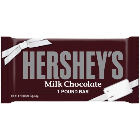 Hershey's Holiday Milk Chocolate Bar - 16oz