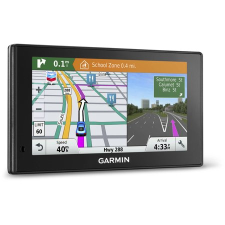 Garmin Drivesmart 60Lmt Automobile Portable Gps Navigator   Portable  010 01540 01