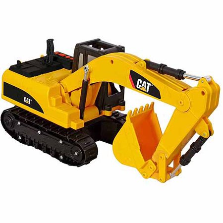 UPC 011543356448 - Caterpillar Toys Job Site Machines