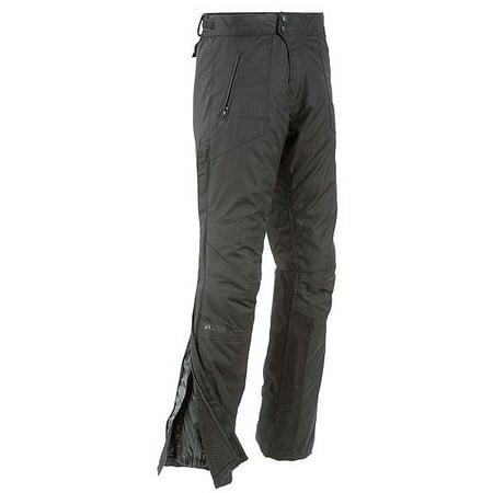 Joe Rocket Ballistic 7.0 Mens Black Textile Motorcycle Pants