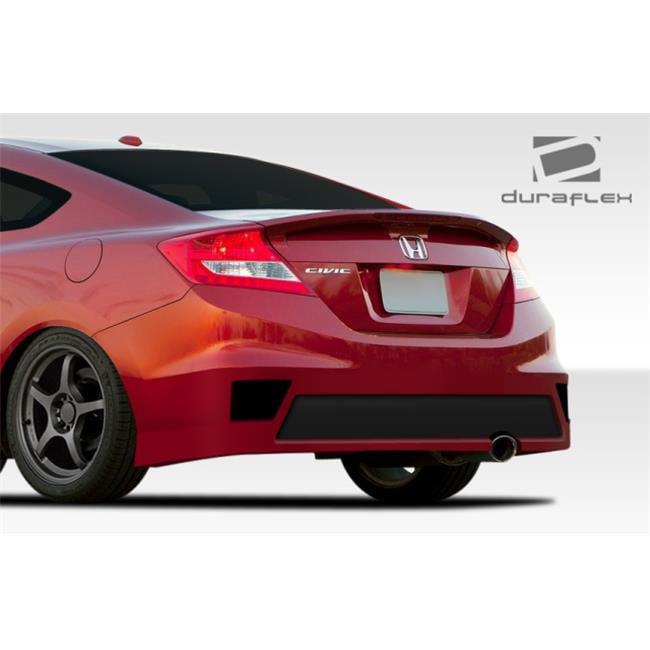 Duraflex 108098 2012-2013 Honda Civic 2Dr Bisimoto Editio...