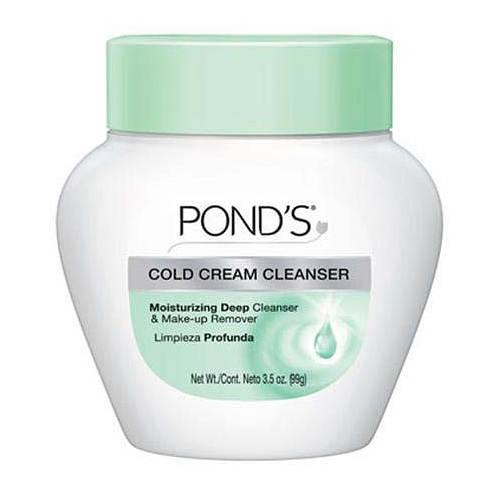 Ponds Cold Cream,  Deep Cleanser, 3.5 Oz