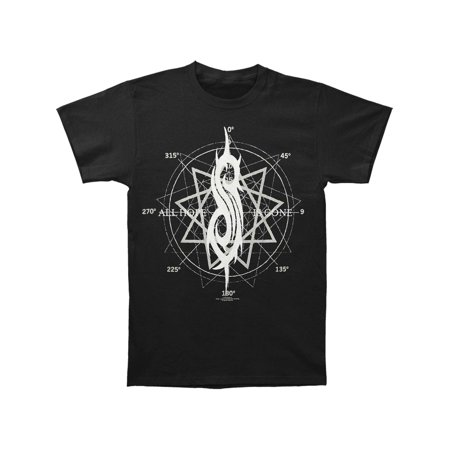 Slipknot Men's  All Hope Star T-shirt Black](Slipknot Suits)