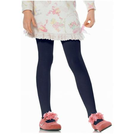 8e67198534f Children s Tights Child Hosiery Navy Blue - Large - Walmart.com