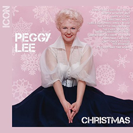- Lee, Peggy : Icon-Christmas (CD)