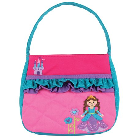 Stephen Joseph Turtle - Quilted Purse, Princess