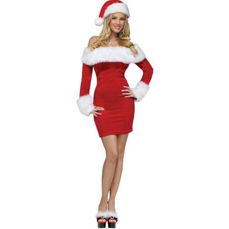 Santa Sweetie Adult Costume