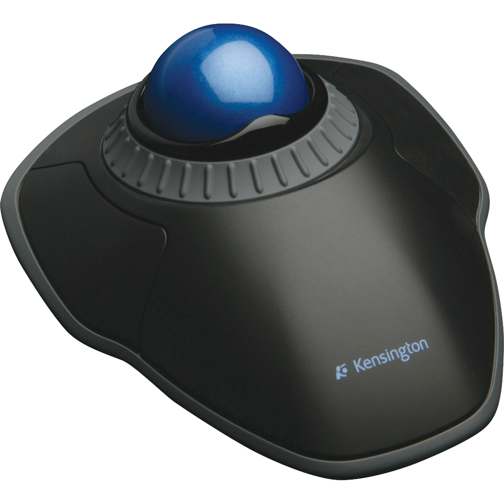 Kensington K72337US Orbit Trackball with Scroll Ring, Black