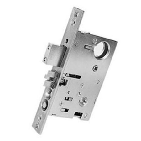 Baldwin 6301BRASSR Right Hand Entrance & Apartment Mortise Lock - Vintage
