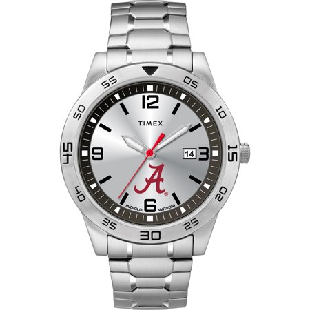 Timex - NCAA Tribute Collection Citation Men's Watch, University of Alabama Crimson Tide