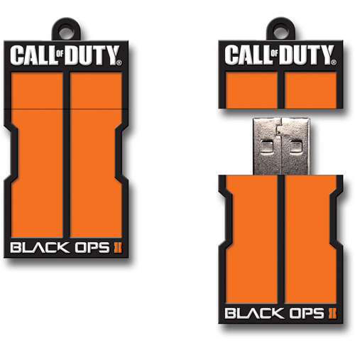 Call of Duty: Black Ops II 8GB Columns USB Flash Drive