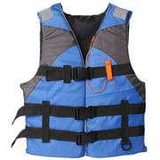 Flywake Adult Life Jacket Assistance Vest Kayak Ski Buoyancy Fishing Water Rescue