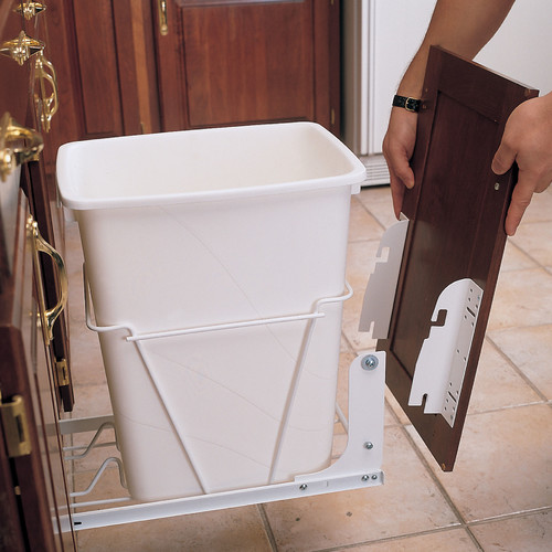 Rev-A-Shelf Door Mounting Kit for Wire RV Pull Out Trash Can