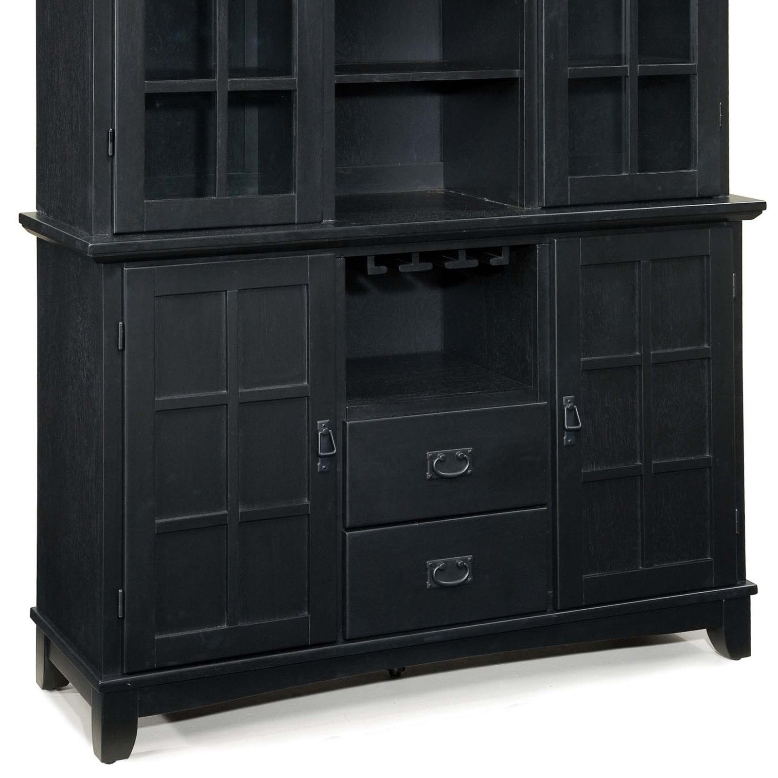 Home Styles Arts & Crafts Buffet, Ebony by Home Styles