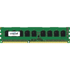 Crucial 8GB DDR3 PC3-14900 Unbuffered ECC 1.5V 1024Meg x 72