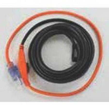 ProSource Pipe Heat Tape, Durable, 18 Feet 126 Watts