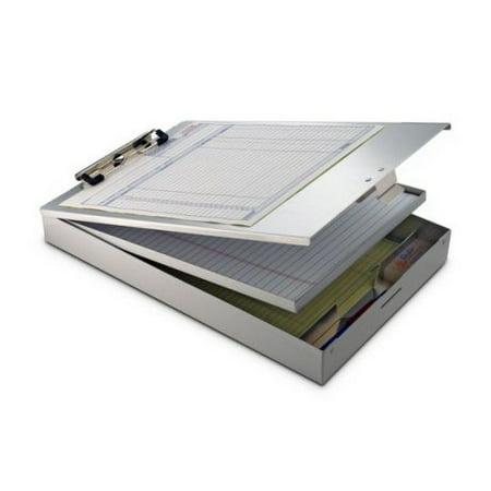 Saunders 21118 Letter Clipboard, (Aluminum Clipboard Letter)