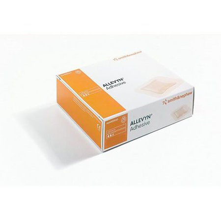 Smith & Nephew Allevyn Adhesive Hydrocellular Dressing ''7 x 7 , 10 Count, Sterile''