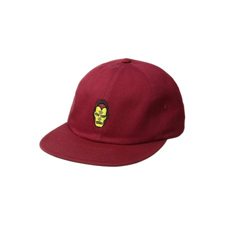 Vans x Marvel Jockey Strapback Chili Pepper Hat One-Size