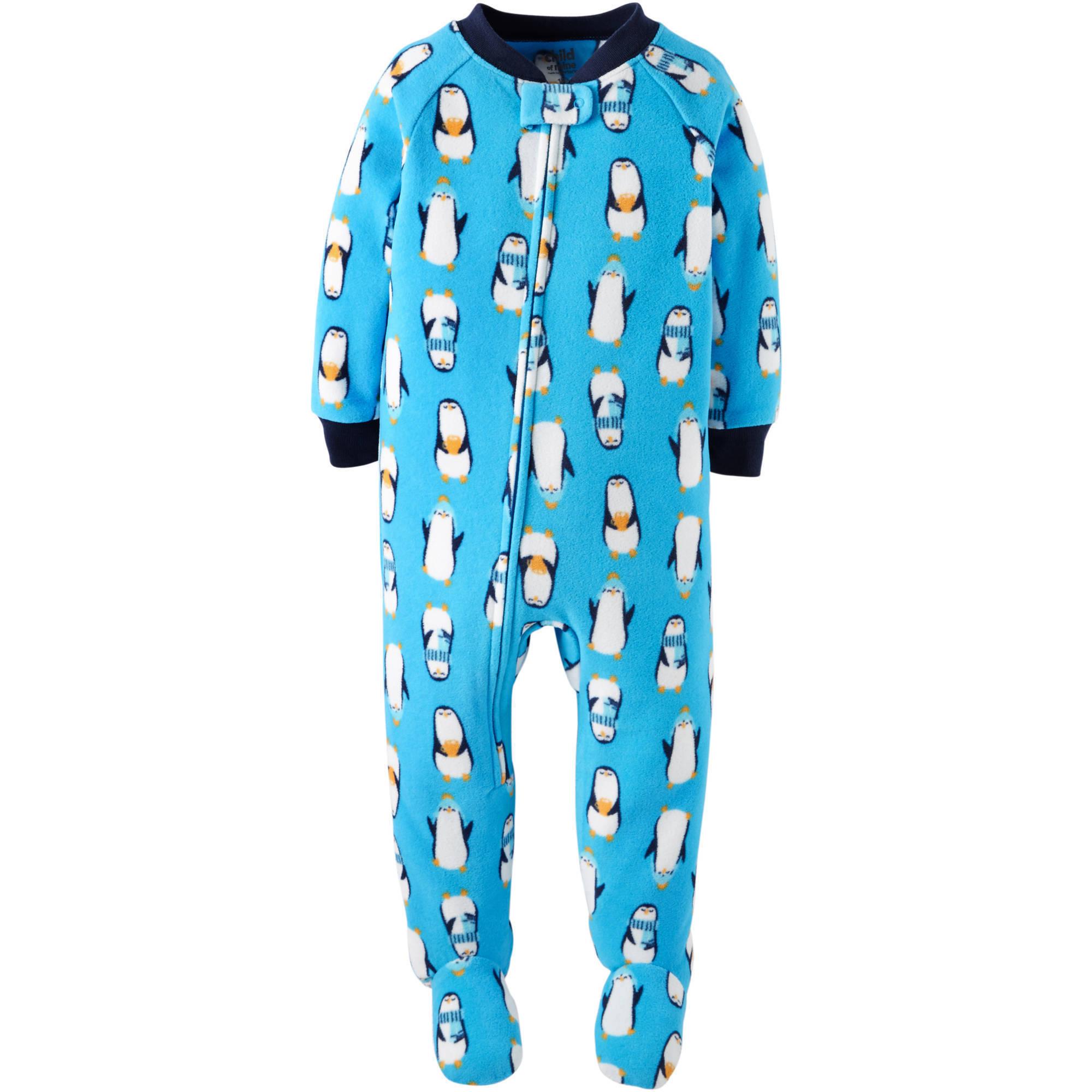 Child of Mine by Carter's Toddler Boy 1 Piece Blanket Sleeper