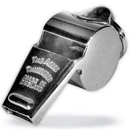ACME Thunderer Nickel Plated Brass - Football Whistles
