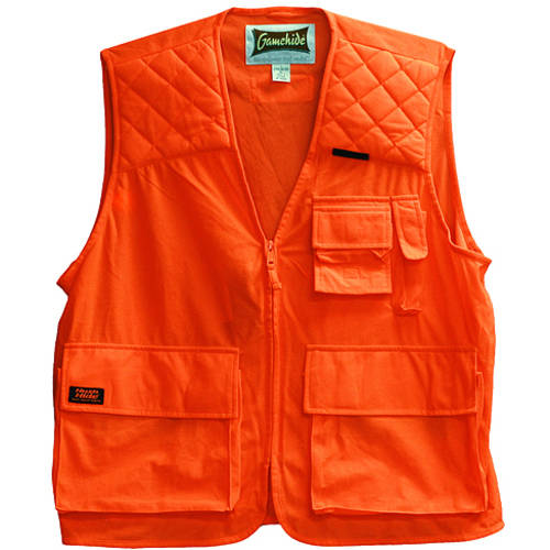 Sneaker Vest, Blaze Orange, Small